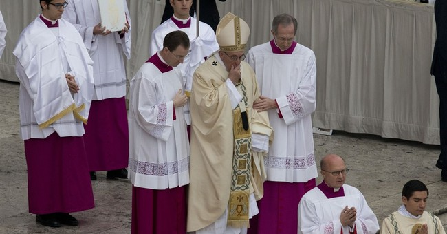 Pope: Mercy trumps moralizing as he opens Vatican Holy Door