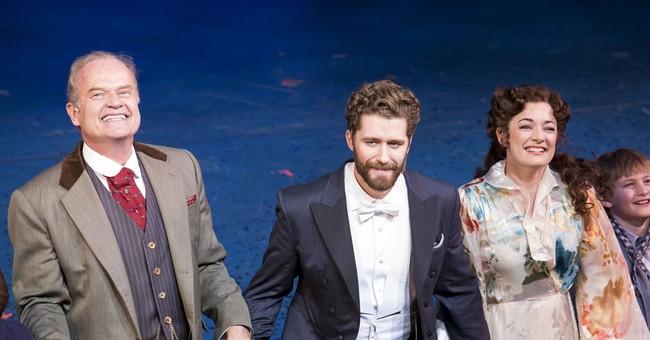 'Glee' star Matthew Morrison to leave Broadway show