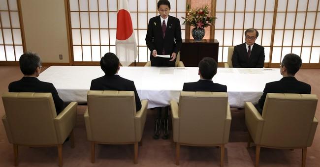 Japan launches anti-terrorism unit ahead of summit, Olympics