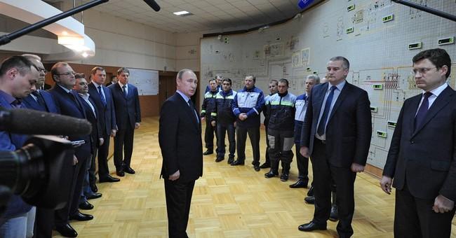 Ukraine resumes electricity supplies to Crimea