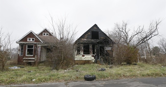 Detroit shows improvement, promise 1 year out of bankruptcy