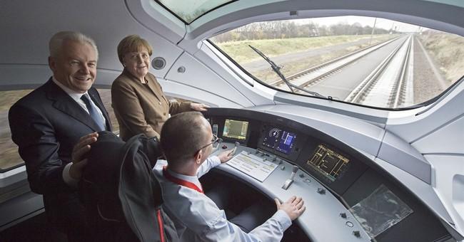 AP EXPLAINS: The rise of German Chancellor Angela Merkel