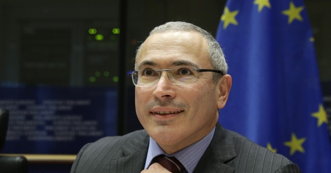 Putin's foe Khodorkovsky: Revolution in Russia is inevitable