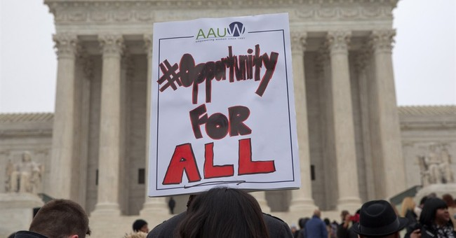 Supreme Court torn over Texas affirmative action program