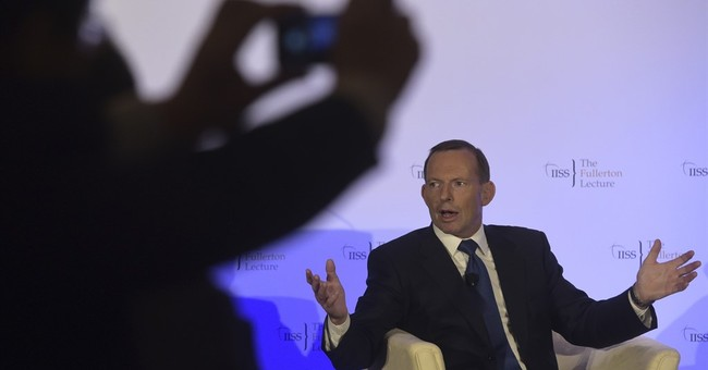 Australia's Abbott defends comments on Islam