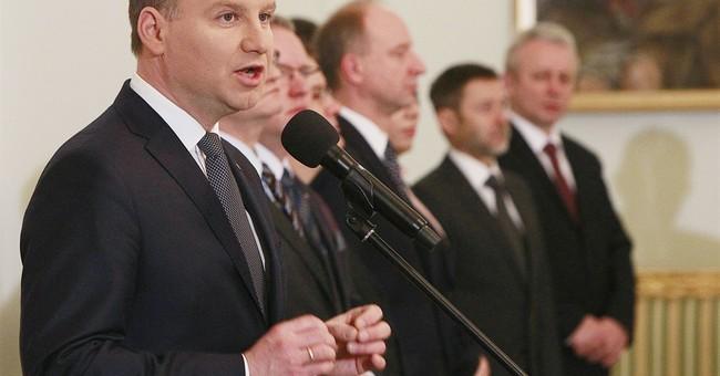 Polish special court: some legislation on judges not legal