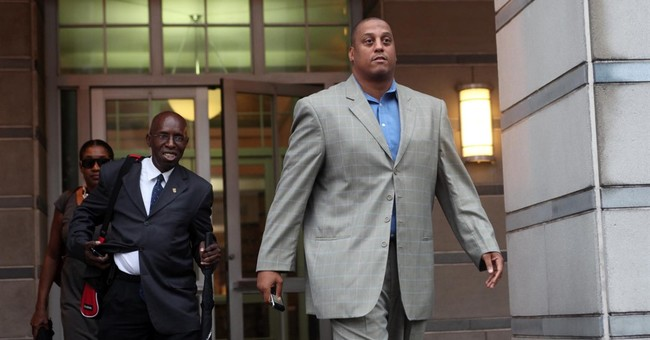 Former NBA player Tate George faces sentencing in fraud case