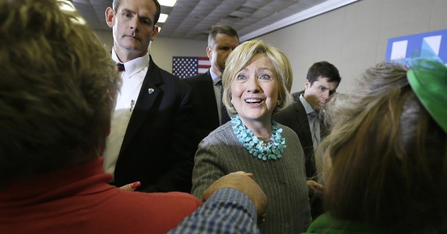 Clinton says GOP candidates hindering anti-terrorism efforts