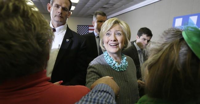 Clinton says GOP candidates hindering anti-terrorism efforts