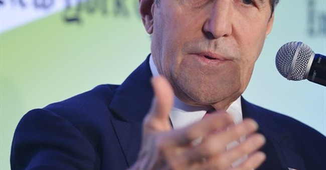 Kerry challenges nations on climate change