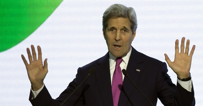 Kerry: Saudi-hosted Syria opposition talks 'constructive'