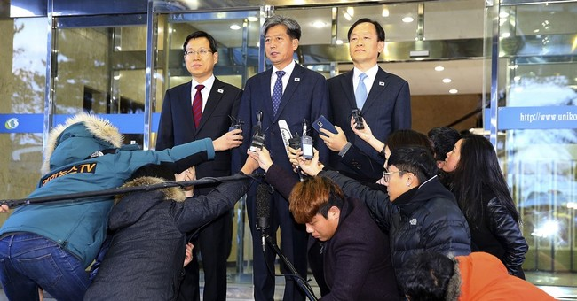 North, S.Korea hold high-level talks meant to ease animosity