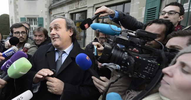 Platini to find out Friday if CAS lifts his 90-day FIFA ban