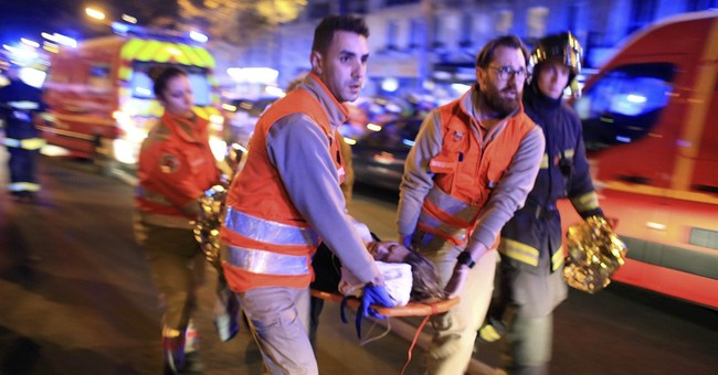 Days at wheel, months of planning for Paris attack fugitive