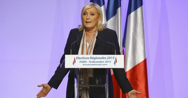Le Pen promises no witch hunts in regions her far-right wins