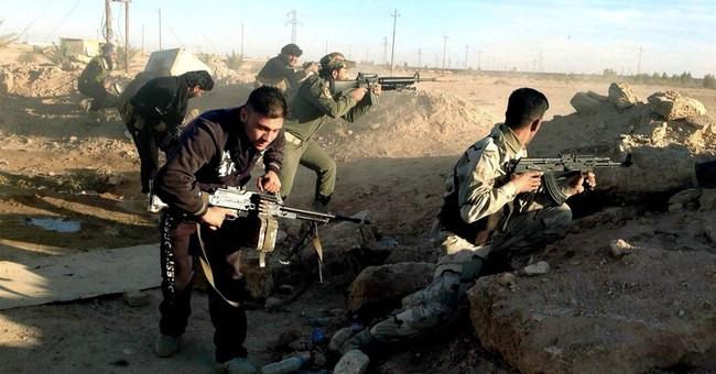 US says airstrikes killed 350 in Ramadi, Iraq, in past week