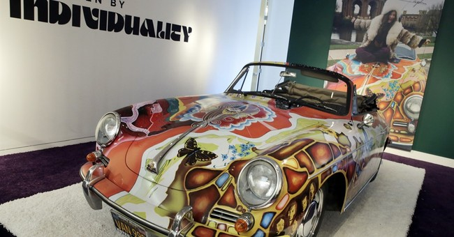 1956 Ferrari fetches $28 million at NYC car auction