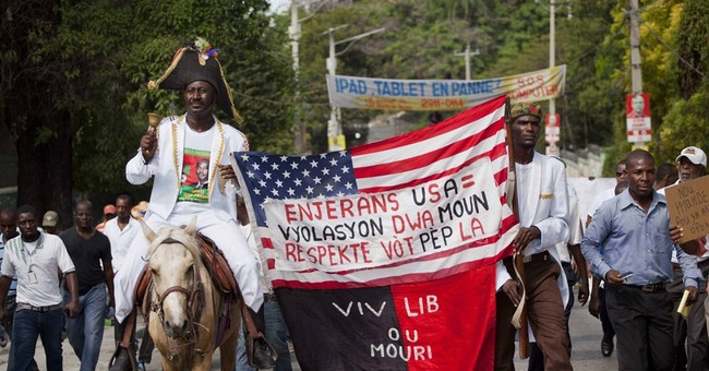 Many in Haiti expect to sit out presidential runoff election