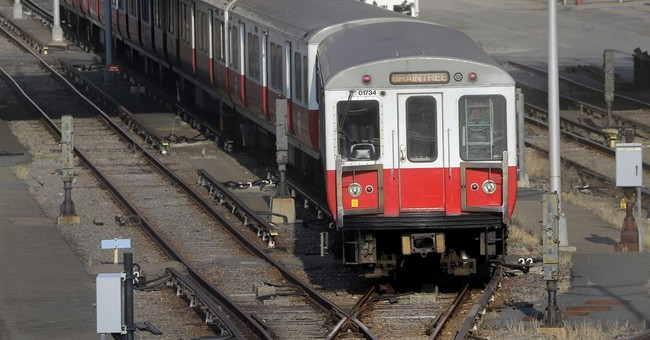 Train leaves station without operator, passes 4 stations