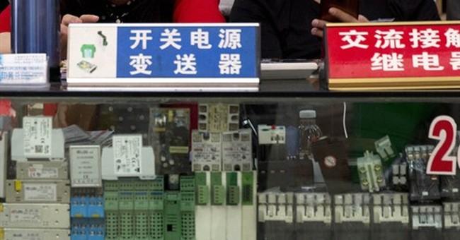 Who's investigating fake Chinese goods? Fake investigators
