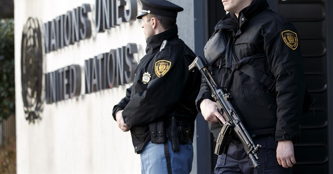 The Latest: 4 suspects sought in Geneva said to have IS ties