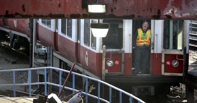 Governor: Runaway train's operator made multiple errors