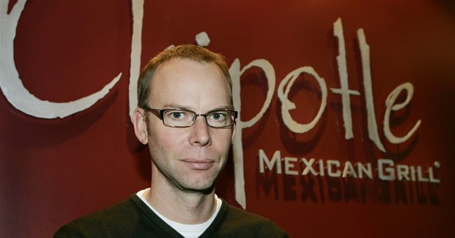 Chipotle CEO 'deeply sorry' about customers who fell sick