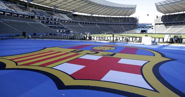 EU court dismisses Barcelona football trademark case