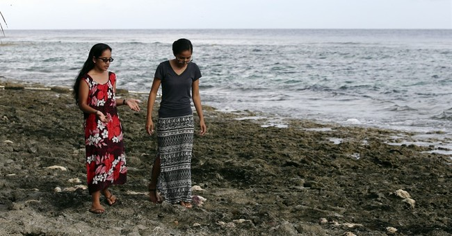 Tiny islands have powerful voice in UN climate talks
