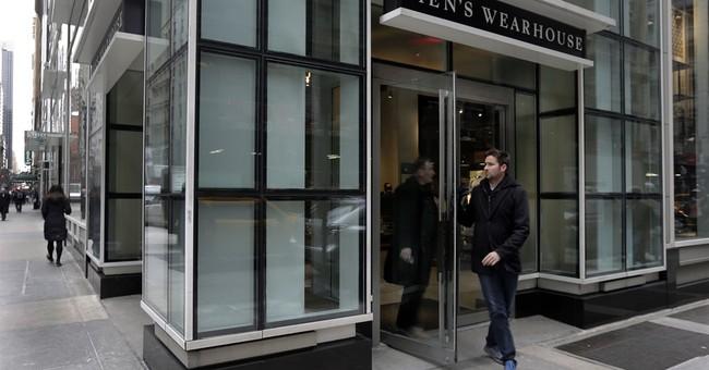 Men's Wearhouse struggles continue, stock tumble