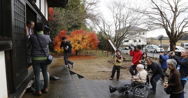 'Nothing to forgive:' US vet on crashed plane back in Japan