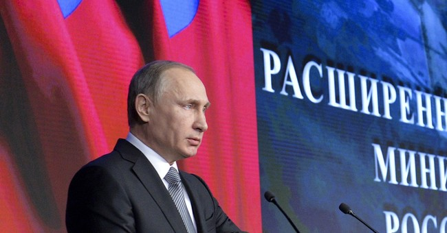 Putin: Russia provides air cover to Syrian opposition group