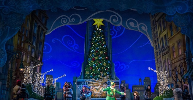 Musical 'Elf' returns to New York led by Eric Petersen