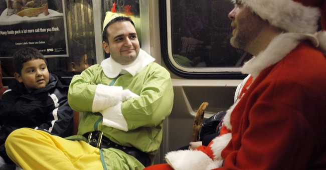 NYC's SantaCon aims to put an end to naughty-or-nice debate