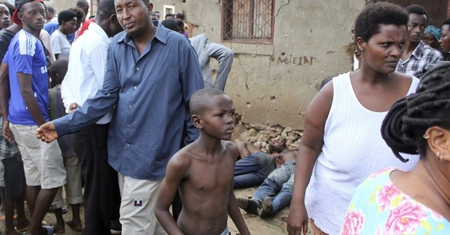 Burundi: 15 killed in coordinated attacks on military camps