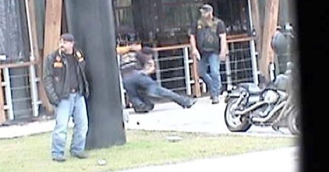 APNewsBreak: 4 bikers shot in Waco with gun type police use