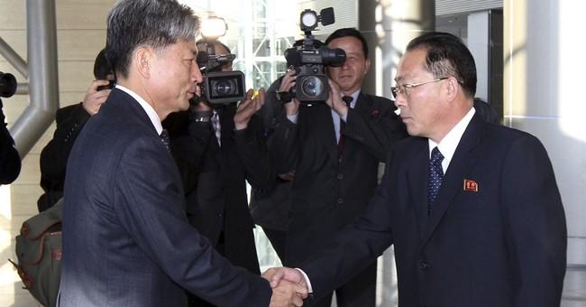 North, S. Korea restart talks meant to ease animosity