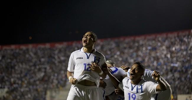 Player for Honduras national soccer team shot dead at mall