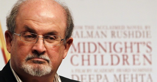 Rushdie receives Mailer Prize for lifetime achievement