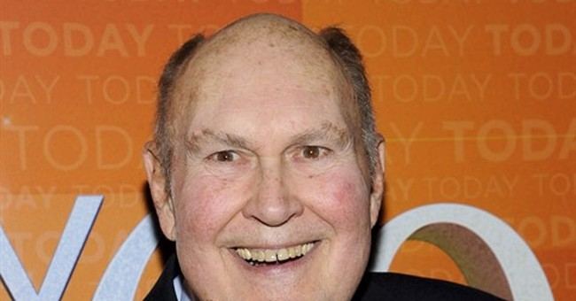 Veteran 'Today' weatherman Willard Scott retiring