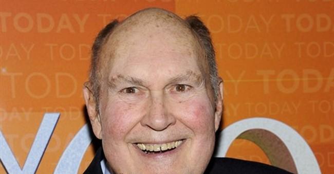 Veteran 'Today' weatherman Willard Scott retiring