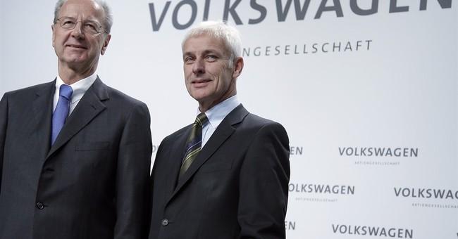 Volkswagen group sales 2.2 percent lower in November
