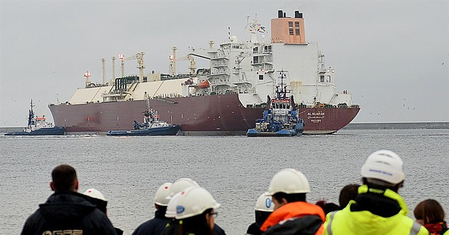 Poland gets gas by ship as it diversifies energy sources