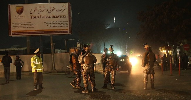 Deadly car bomb rips through diplomatic area of Kabul