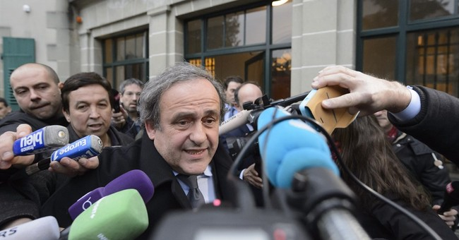 Platini loses appeal at CAS over 90-day FIFA ban