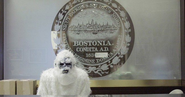 Q&A: The Boston Yeti is back, just in time for winter