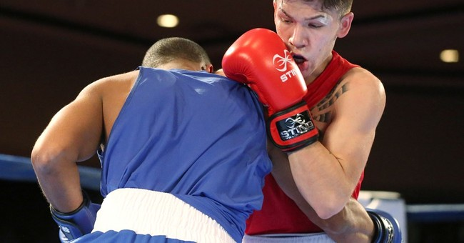 With no headgear, US Olympic boxers are struggling with cuts