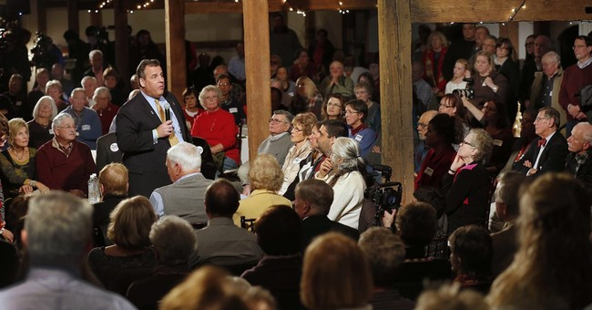Christie casts himself as best prepared to keep America safe