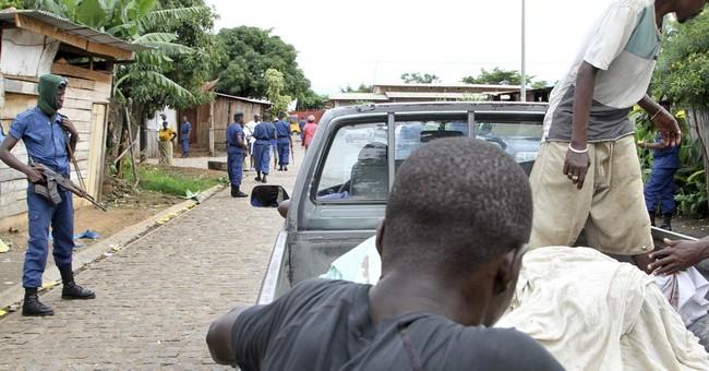 Burundi army: 87 people killed in Friday violence