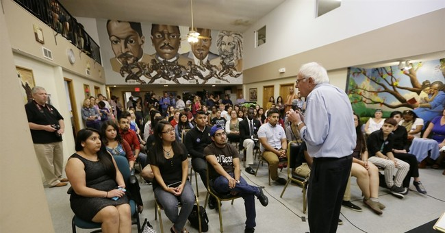 Sanders' Iowa supporters try to get new people out to caucus